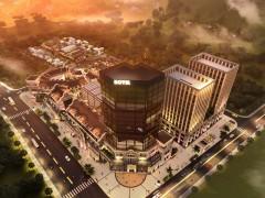 缅甸泰和乐章概念规划设计
