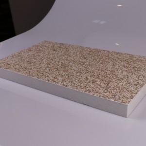 发泡陶瓷复合保温装饰板