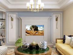 电视墙这样装,全家人都不愿意离开客厅了