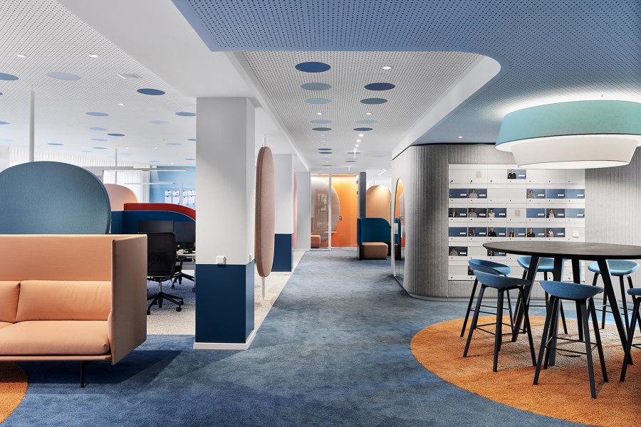如何让办公空间对习惯了家的舒适的员工更有吸引力?