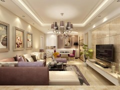 客厅装修颜色如何搭配?